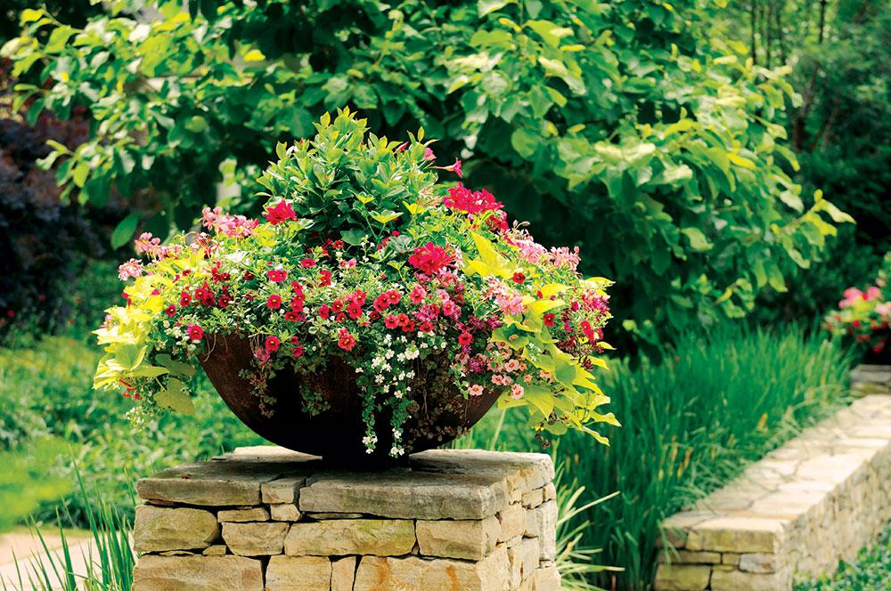 Bašta će predstavljati izvor uživanja i služiti kao oaza u kojoj se može opustiti posle napornog i užurbanog dana
