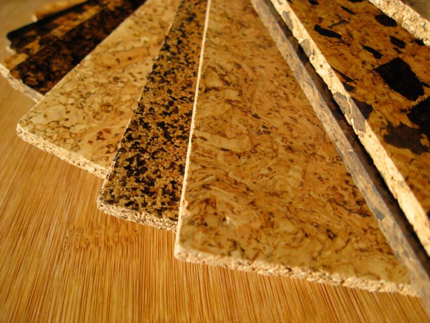 Dizajn podova od plute