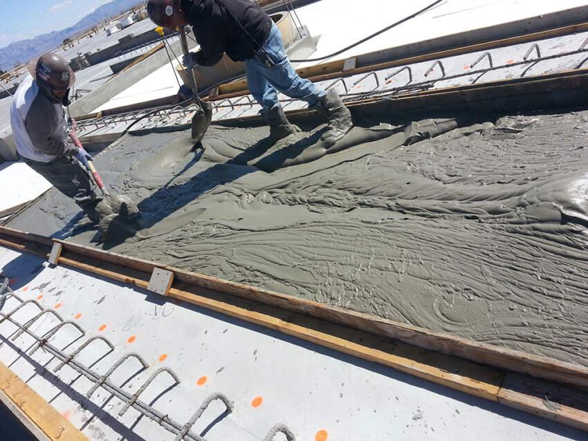 Tehnologija betona i potrebna povezana istraživanja