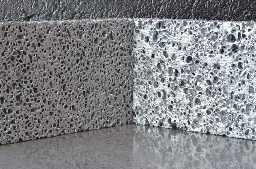 Innovative World trodimenzionalni aluminijumski paneli
