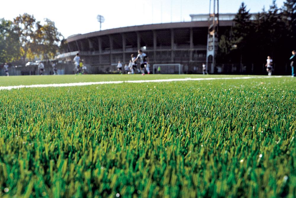 Veštačka trava kao podloga za sportske discipline