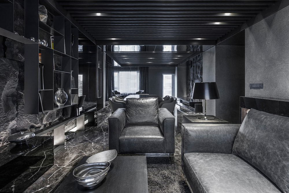 Dizajn podova i nameštaja od mermera