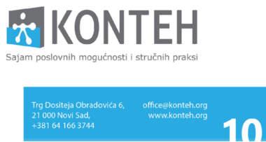 KONTEH – Sajam poslovnih mogućnosti i stručnih praksi