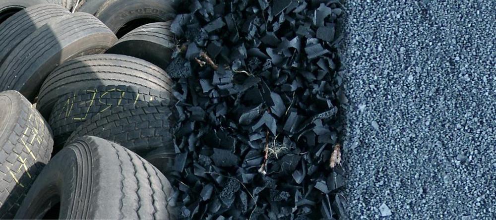 Recikliranje gume