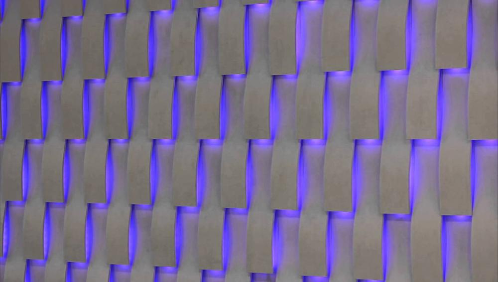 Svetlosni efekti u keramičkim zidnim pločicama