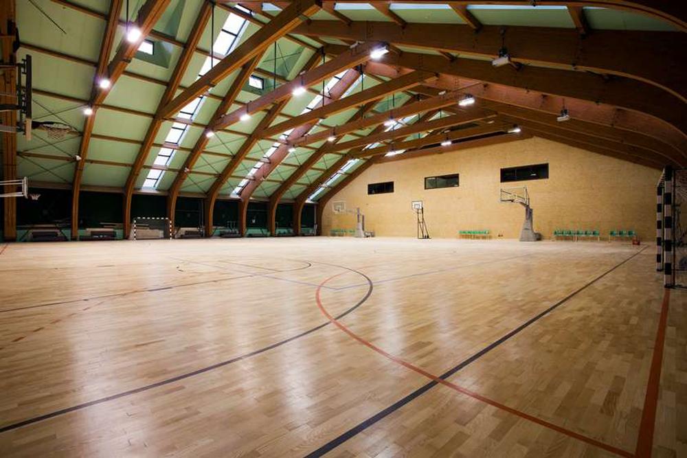 Taraflex za košarkaški teren
