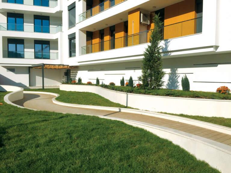 Central garden – Stambena oaza u centru grada