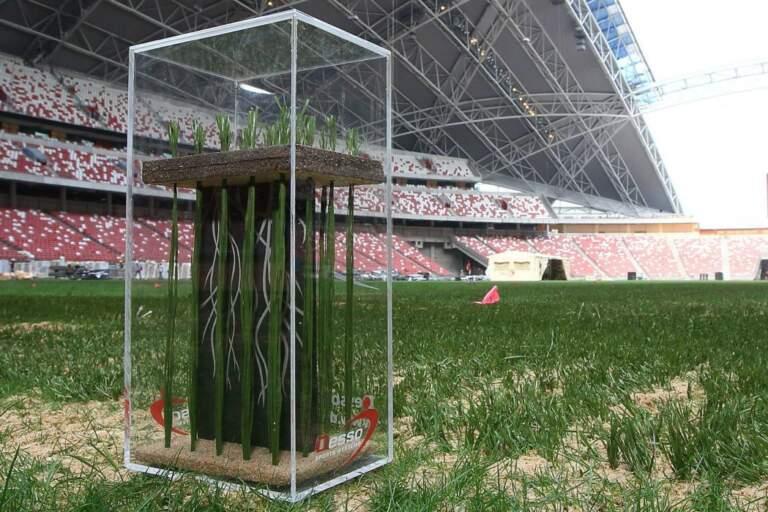 Hibridna trava za Evropsko prvenstvo u fudbalu 2016