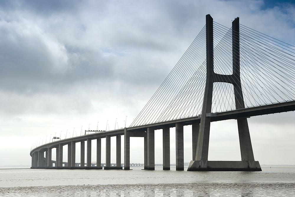 Gradnja betonskih mostova