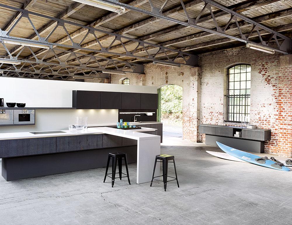 Obojeni beton nije ekskluzivno vezan samo za podnu površinu
