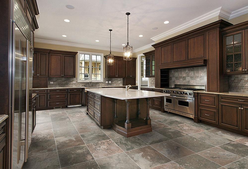 Pločice su odlična solucija za kuhinjske podove koji ne zahtevaju previše održavanja