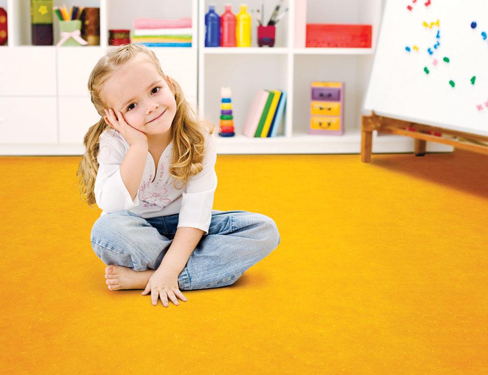 Glatki podovi su najpraktičniji za ove namene