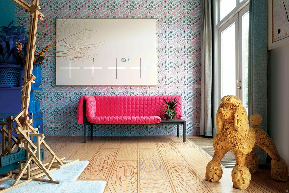 Podovi sa printom mogu biti izuzetno efektni