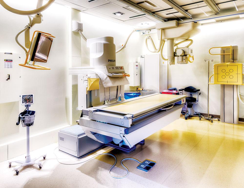 Operacione sale zahtevaju izuzetno sterilne uslove