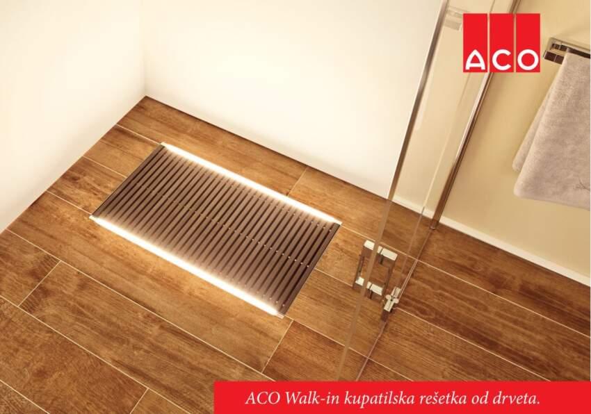 ACO Walk-in predstavlja elegantno rešenje