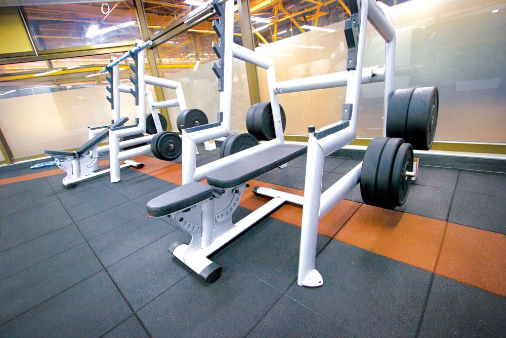 Teretane i fitnes centri postaju izuzetno popularni