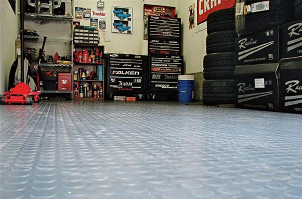 Garažni gumeni podovi visoke klase - Datacouch