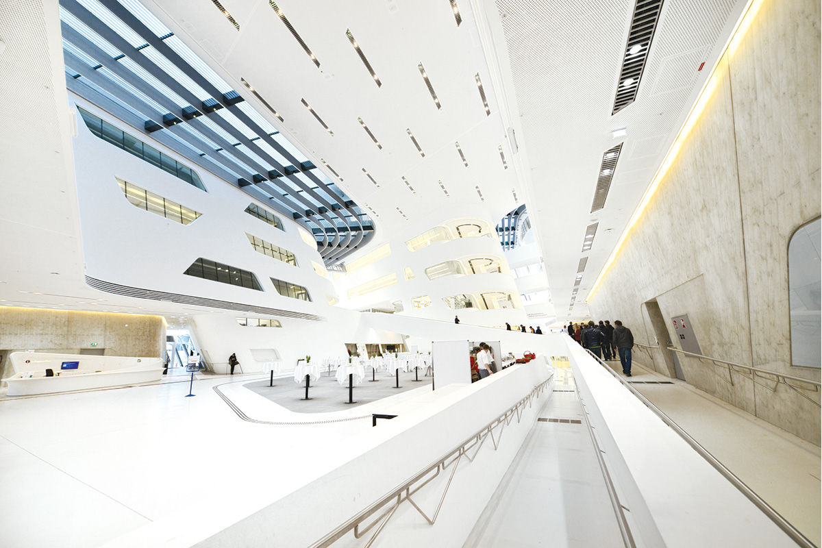 Centar za učenje Zaha Hadid