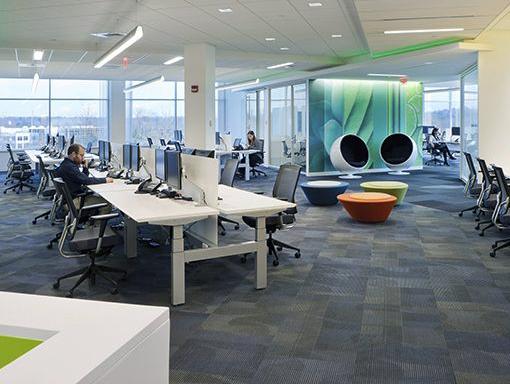 Innovative World - podovi u poslovnim objektima
