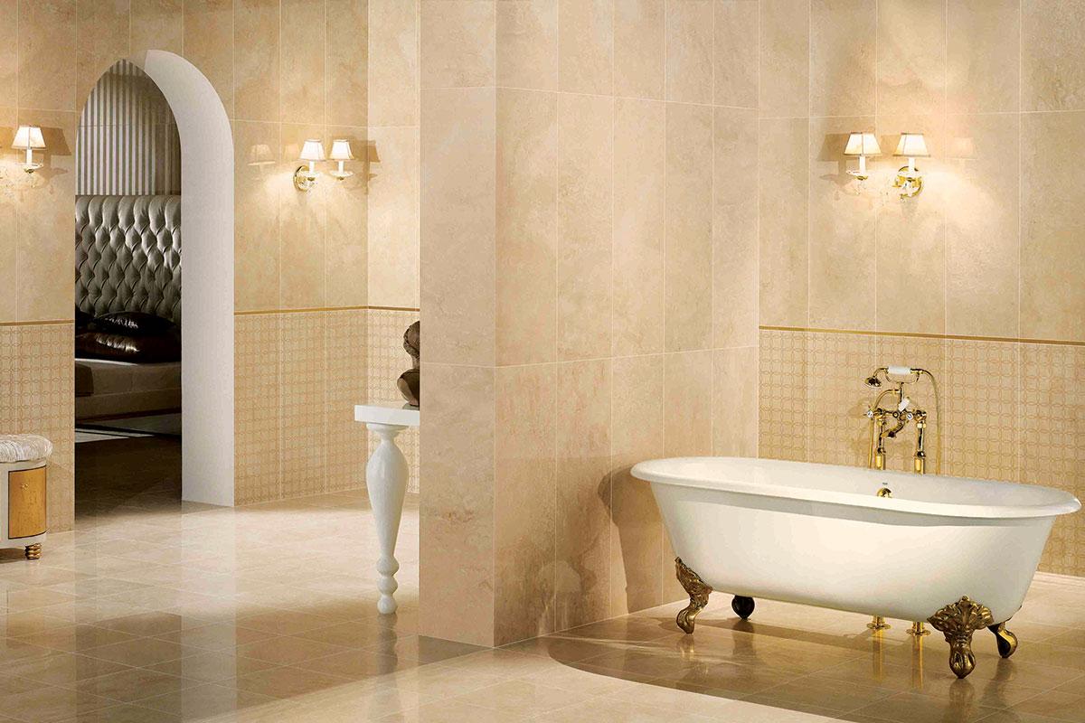 Mermer - Kraljevsko kupatilo