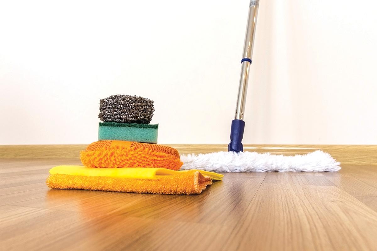 izbegavajte univerzalna sredstva za čišćenje