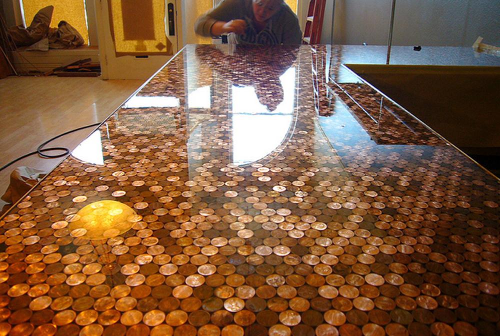 Podovi od novčića