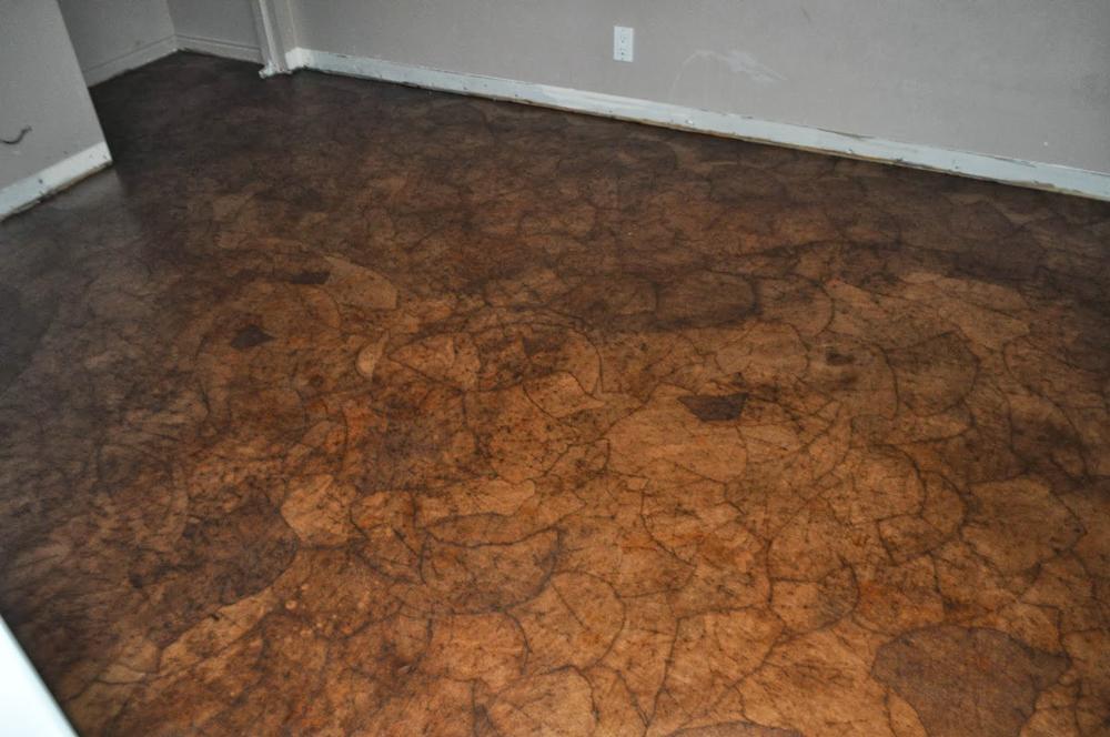 Podov od papirnih kesa