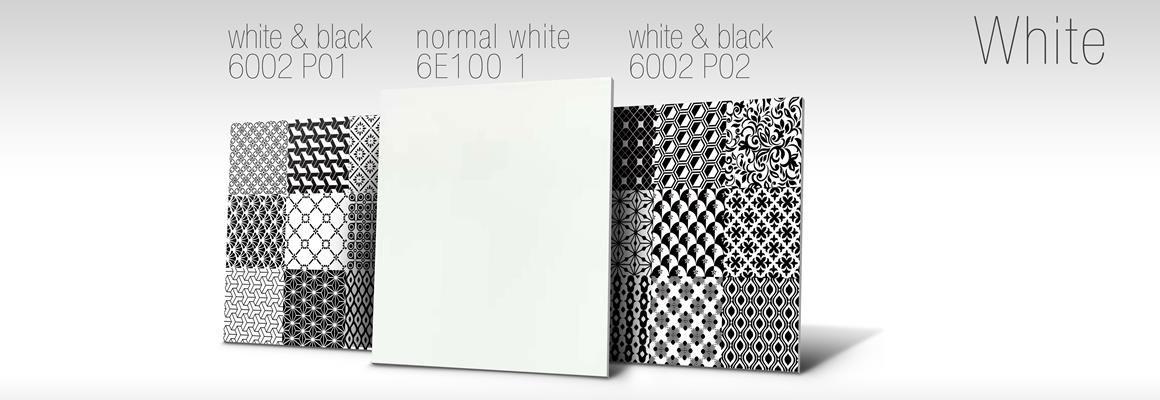 ENMON Polirani graniti kolekcija WHITE