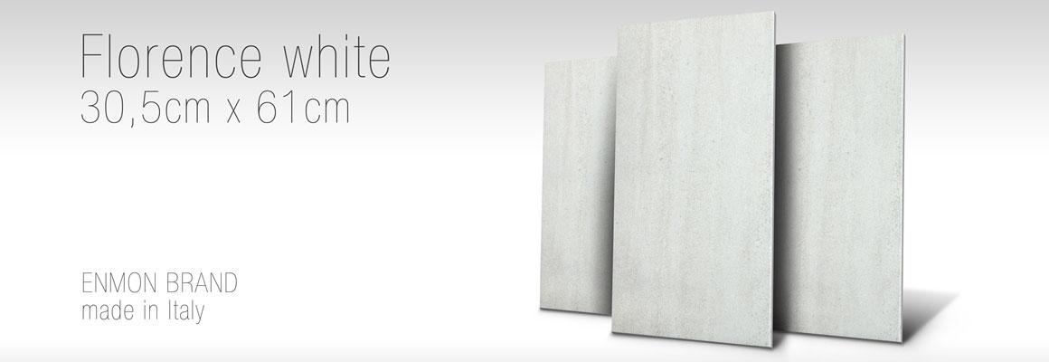 Porcelanska pločica FLORENCE WHITE- ENMON brend