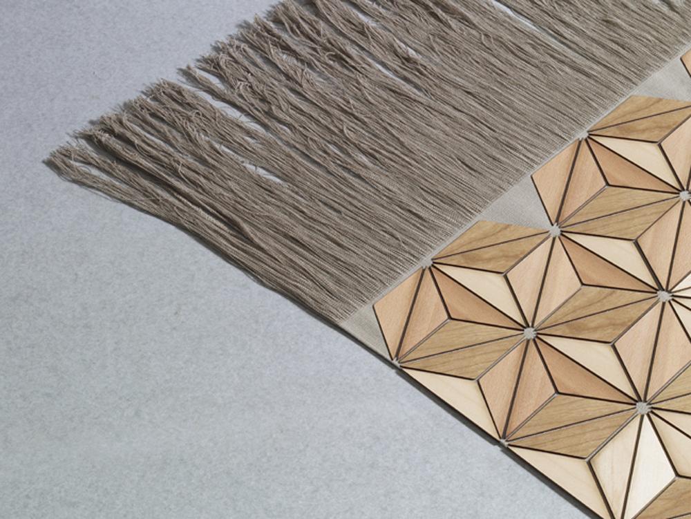 Potencijal drvenog tepiha je u njegovoj fleksibilnosti