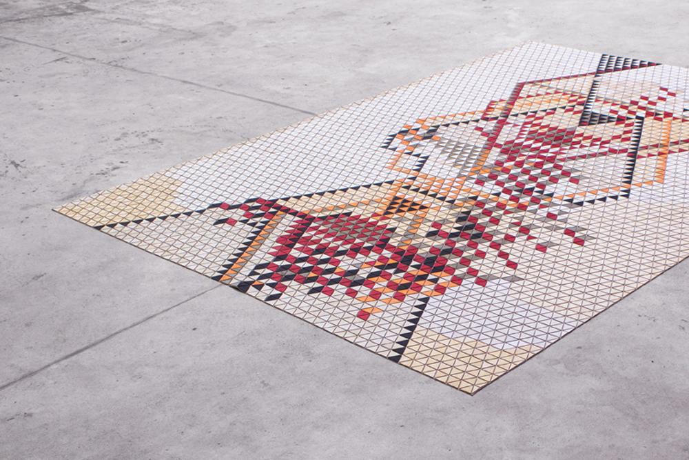 Tepih je veoma važan deo svakog enterijera