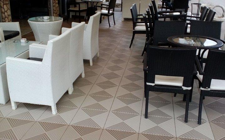 Bergo Flooring - Unique staze