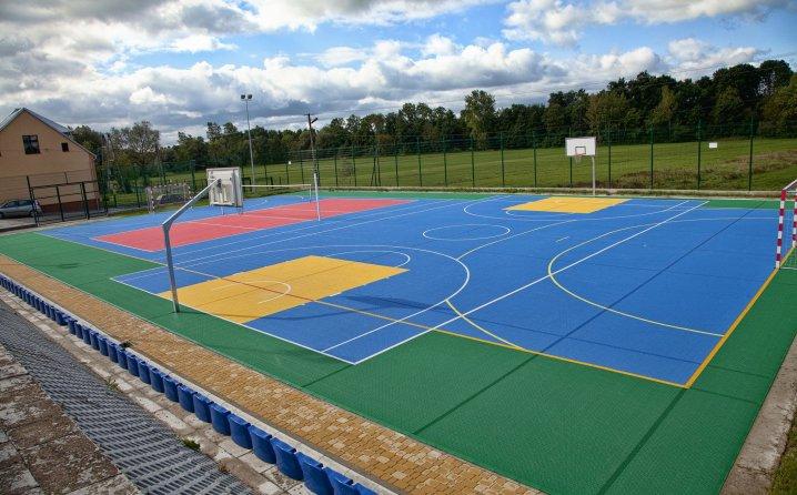 Bergo Flooring - Multisport