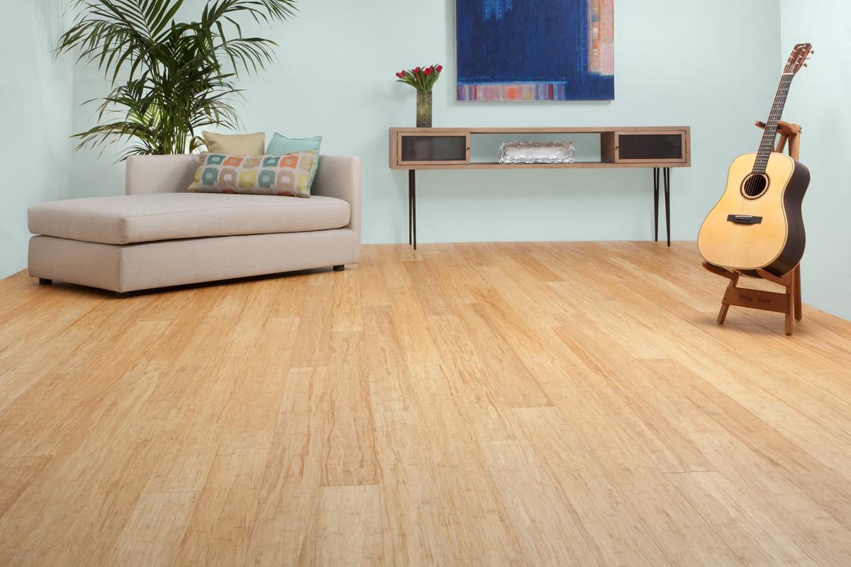 Vremenom podovi od bambusa mogu promeniti boju