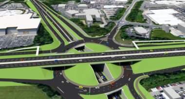 Velika Britanija počela je izgradnju kružnog toka na tri etaže