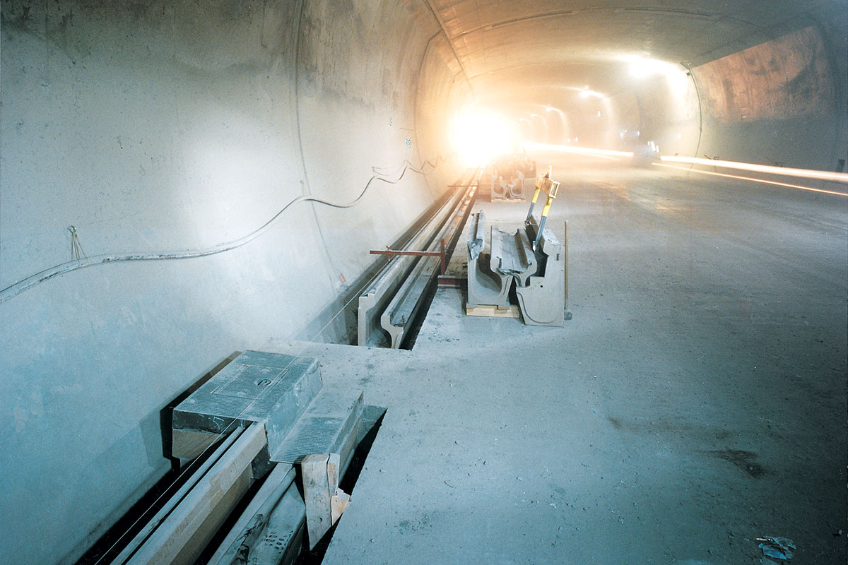 ACO građevinski elementi d.o.o. - Tunelski kanal, ugradnja