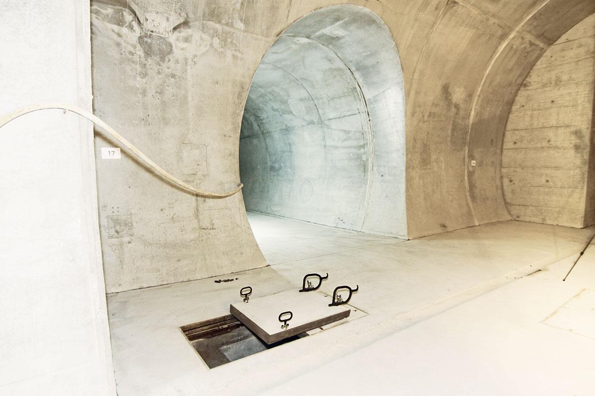 ACO građevinski elementi d.o.o. - Šaht poklopac Secant za tunel