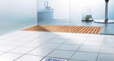 Aco građevinski elementi d.o.o. - EasyFlow kupatilski slivnici