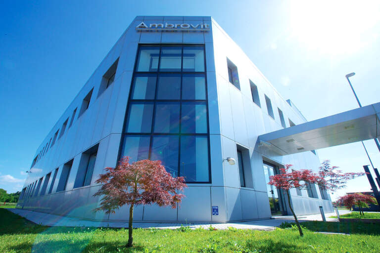 Italijanska kompanija Ambrovit S.p.A.