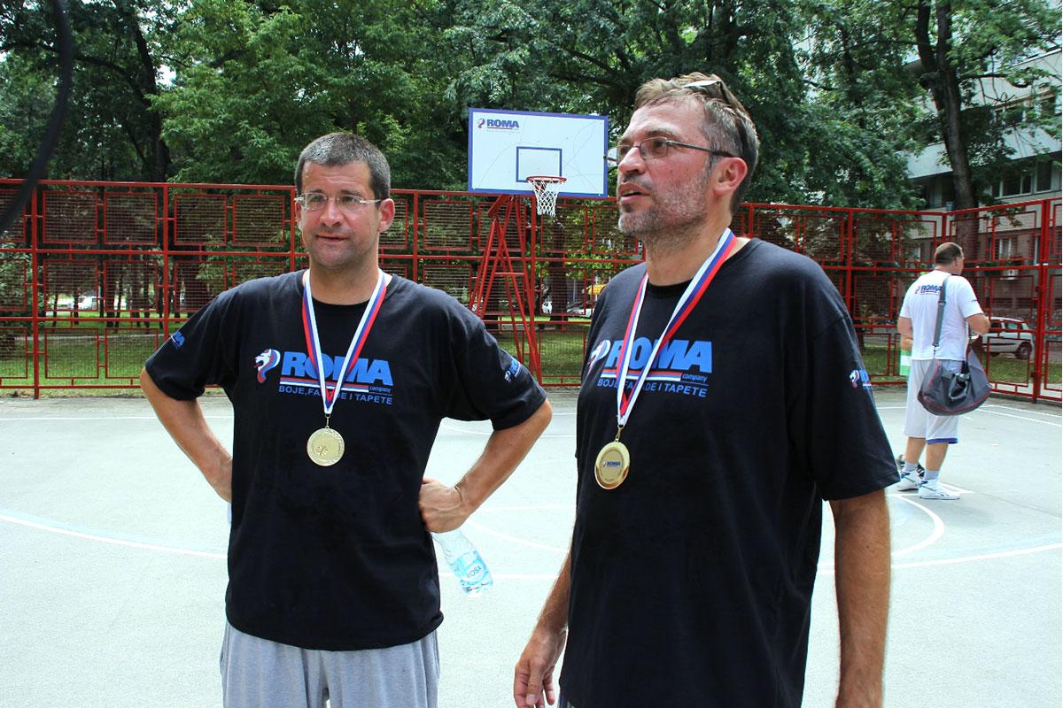 Košarkaški tereni
