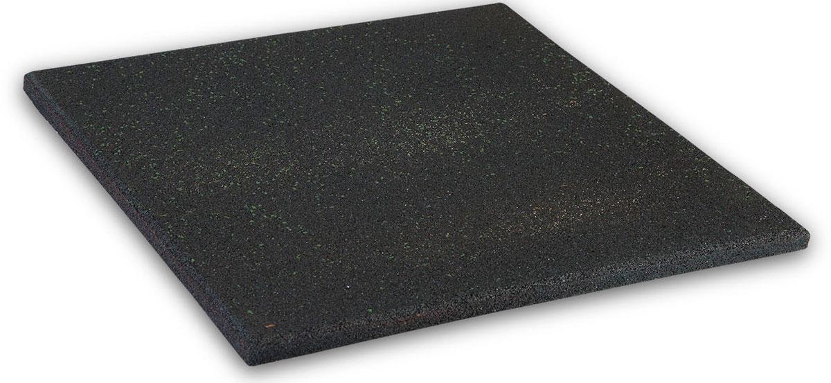 Eko-sistem, elastične podne ploče od reciklirane gume za teretane