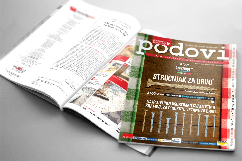 Časopis PODOVI, avgust 2017 broj 32