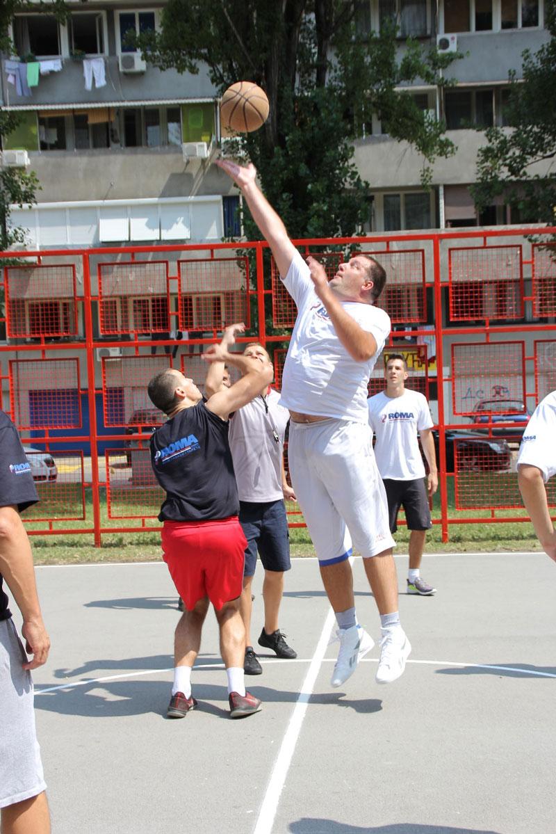 """Roma company i JKP """"Zelenilo-Beograd"""""""