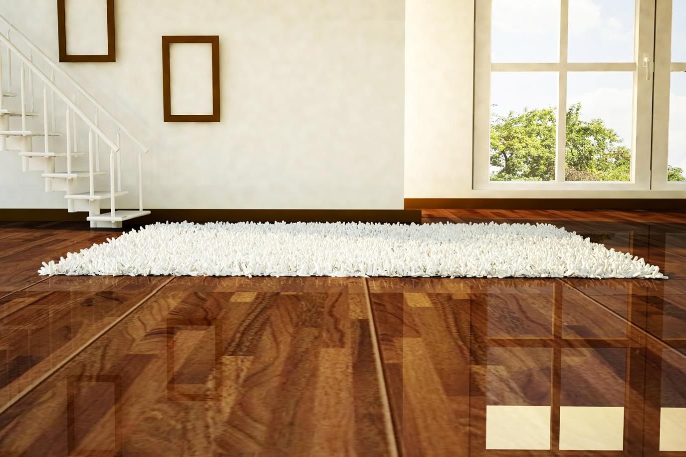 Čišćenje i održavanje drvenih podova i tepiha