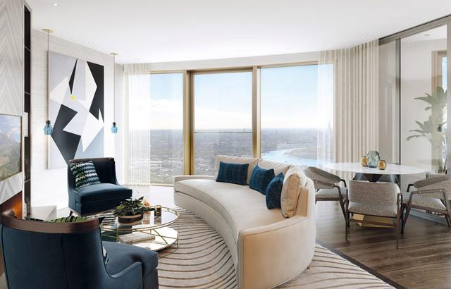Privatni apartmani u rasponu od 50 do 150 metara kvadratnih