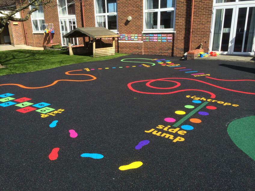 Podovi za dečije igralište