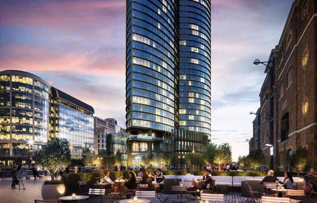"""""""Spire London"""" će postati najviša stambena zgrada u Velikoj Britaniji"""