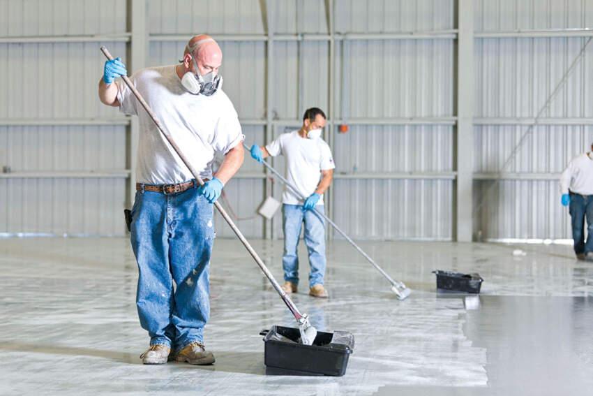 Zaštita betonskih podova