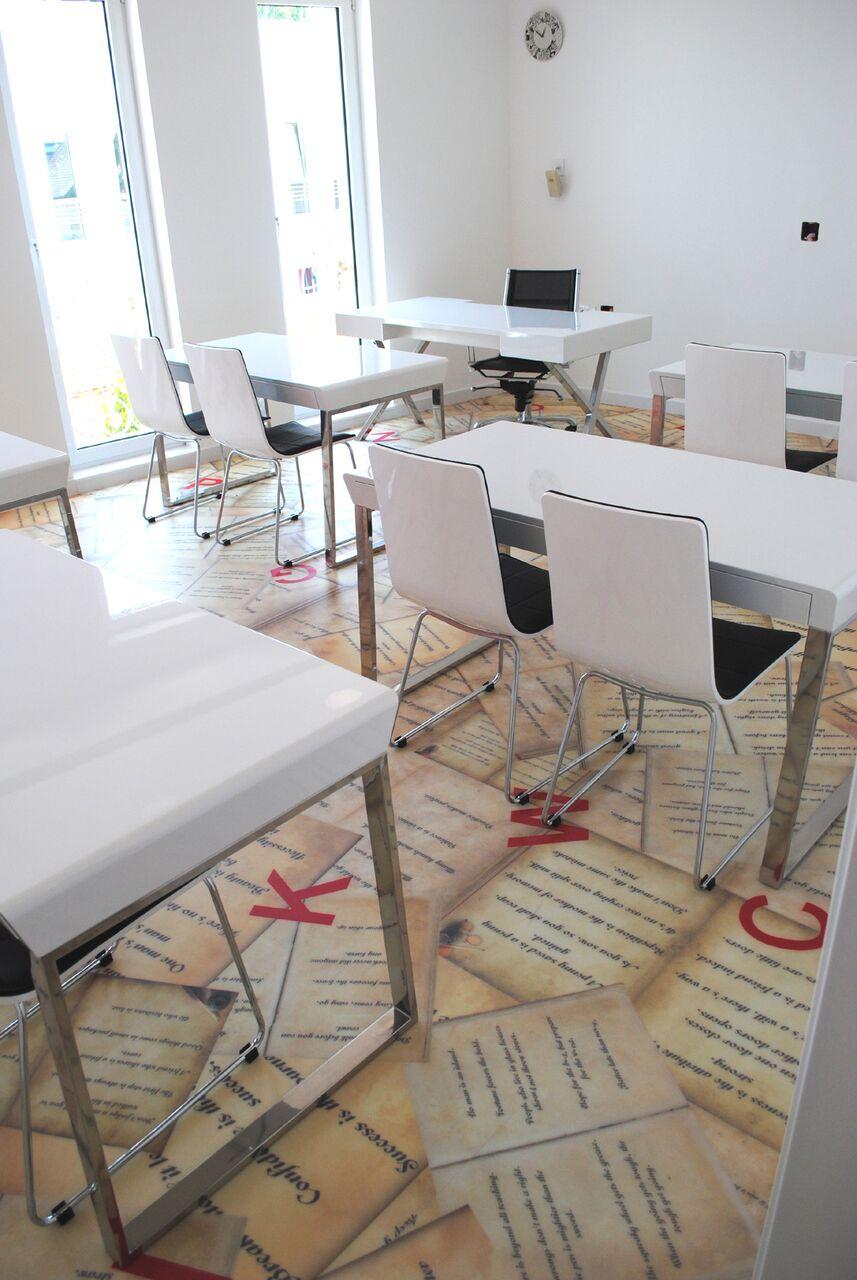 Tematski podovi u gimnaziji na novosadskom Kamenjaru
