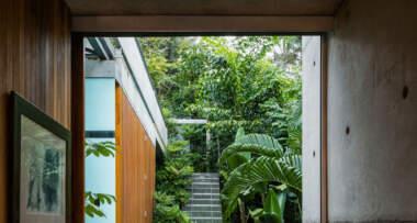 Ceo projekat kuće je ekološki nastrojen